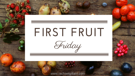 First Fruit Friday: Devo & 4 Minute Cardio HIIT