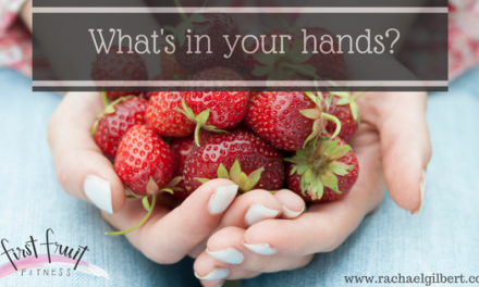 What's in Your Hands? {A Gift for Single Moms}