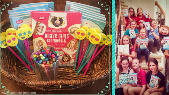 Brave Girls {Party Idea & Giveaway}