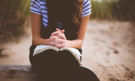 Why I Don't Schedule Time to Pray {Book Review & Giveaway}