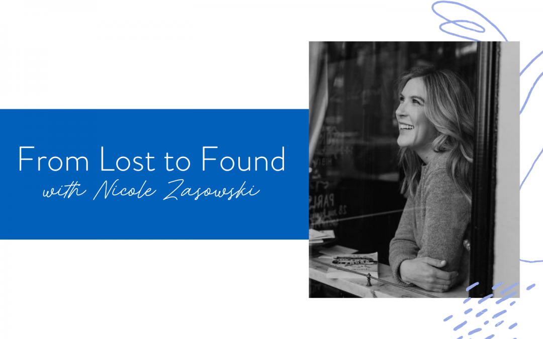 Ep. 82: From Lost to Found with Nicole Zasowski
